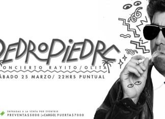 lanzamiento del videoclip Rayito/Olita de Pedropiedra