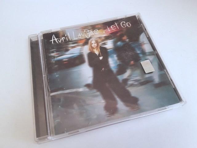 Let Go de Avril Lavigne