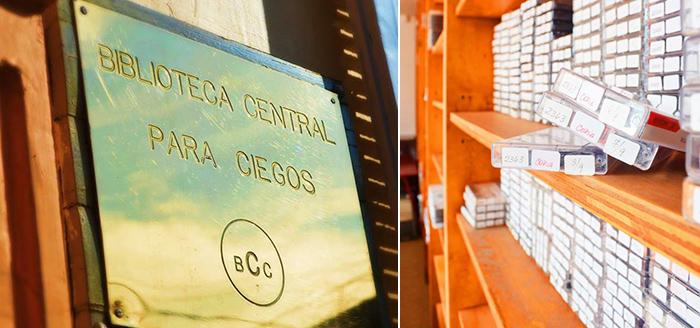 Biblioteca Central para Ciegos