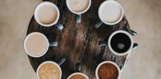 servir café