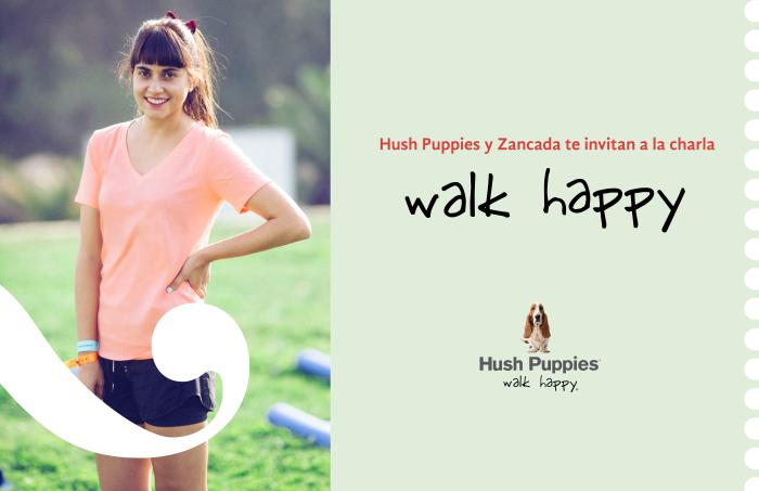 2º Charla Walk Happy