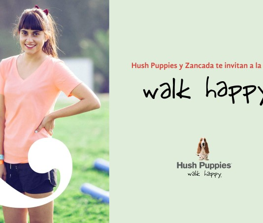2º Charla Walk Happy