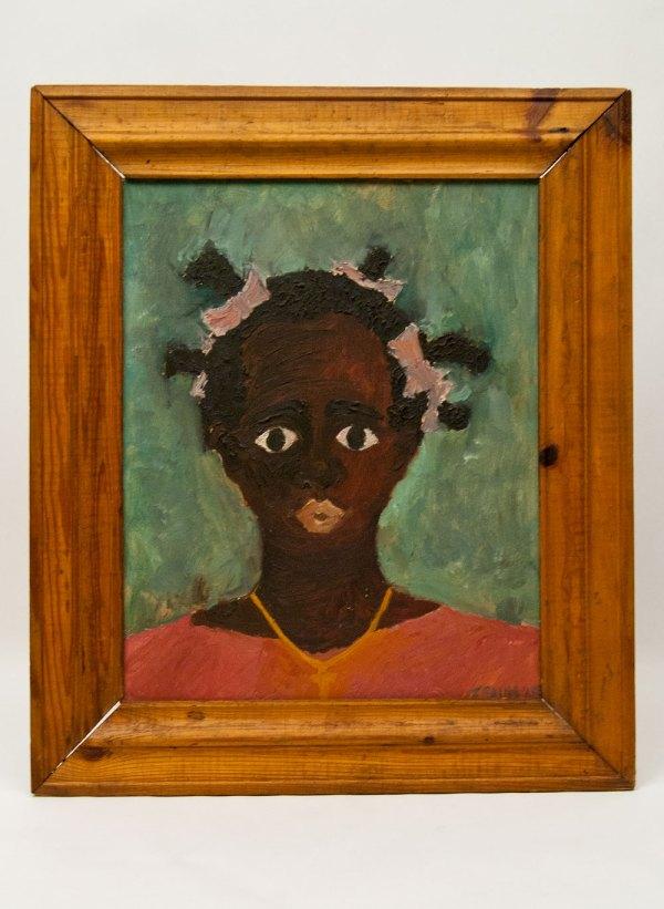 Black Americana Civil Rights Era Folk Art Outsider
