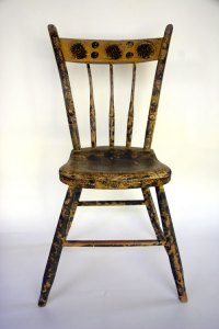 Antique Painted Chairs | Antique Furniture