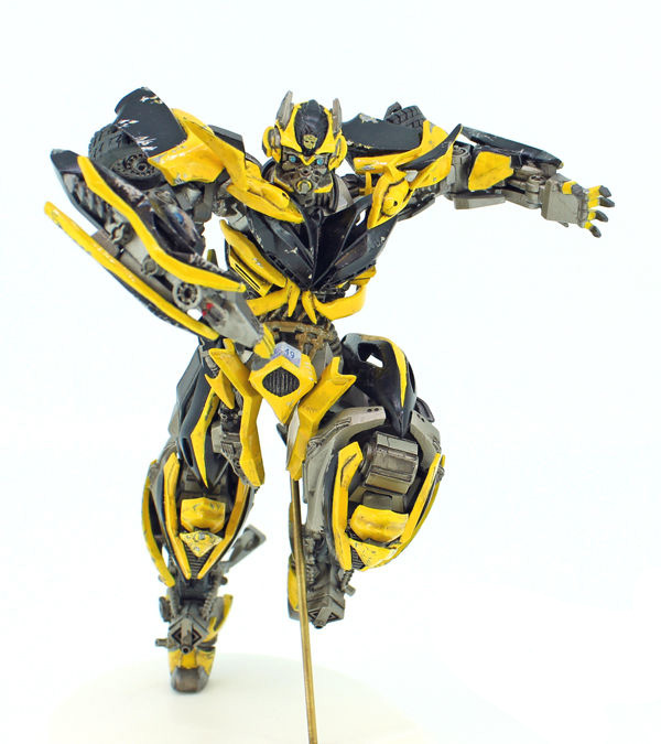 TRANSFORMERS 4 AOE Age of Extinction Lost Age Real Figure Bumblebee