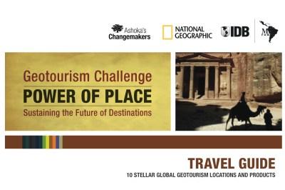Zanjan Fromer - National Geographic Society - Geotourism Finalist