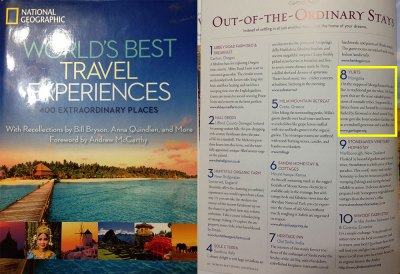 Zanjan Fromer - National Geographic Society's World's Best Travel Experience