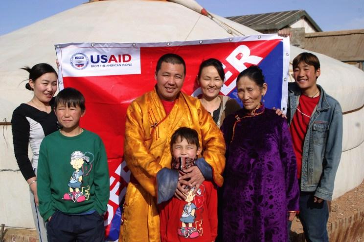 Zanjan Fromer - GER to GER - United States Agency for International Development