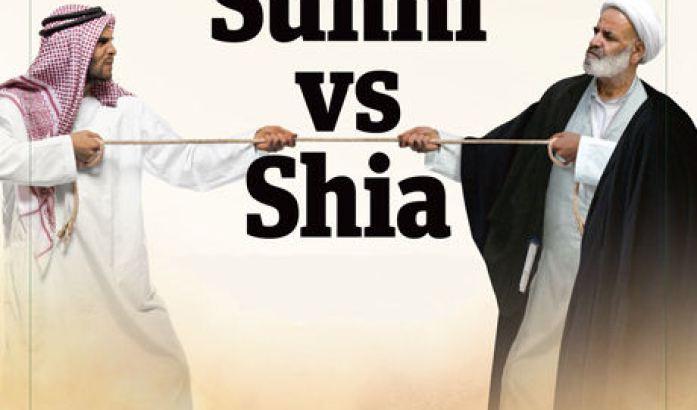 Iraw Ram Ai Sunni Muslim leh Shia Muslim