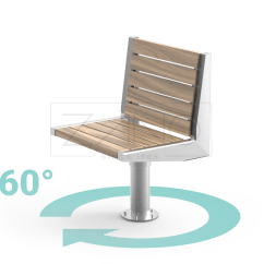Bicycle Seat Office Chair Hanging Dubizzle Amicus Bench 02.433, Street Furniture Bench, And Park | Zano