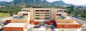 Γενικό Νοσοκομείο Ζακύνθου Άγιος Διονύσιος - Εξωτερική άποψη