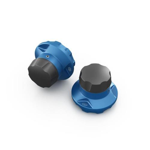 Kit di protezione del perno ruota posteriore MT-07