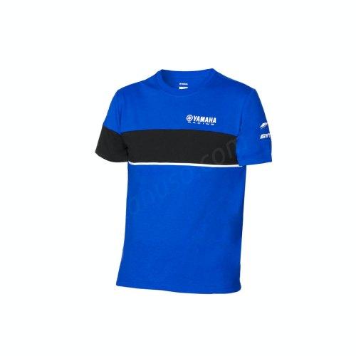 T-Shirt Yamaha Paddoc Blue