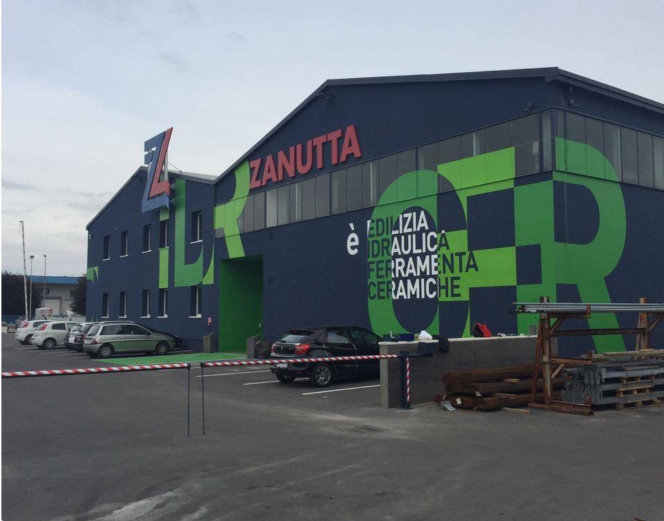 Punto vendita Zanutta di Padova  Arredobagno edilizia e