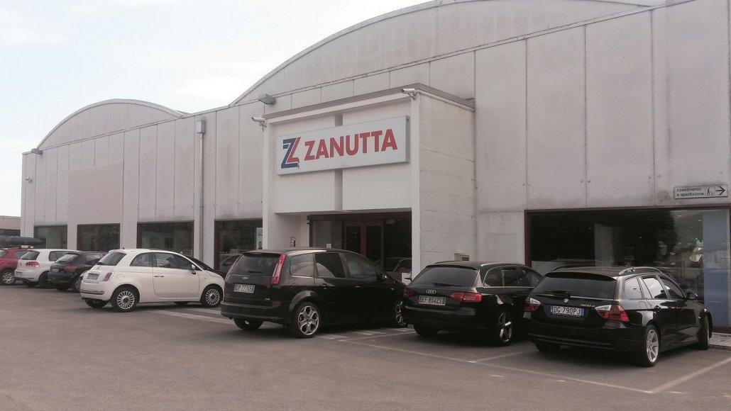 Punto vendita Zanutta di Vittorio Veneto  Arredobagno