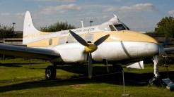 De Havilland DH-104 Dove G-ALVD Dunlop Aviation Division