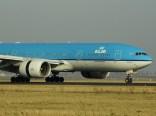 KLM B777-206ER