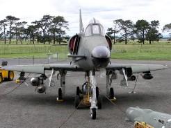 New Zealand Air Force TA-4K Skyhawk NZ6257 Two Seater