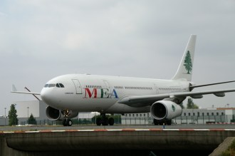MEA- Middle East Airlines, Airbus A330-243, F-OMEA