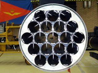 Hydra 70 rocket pod