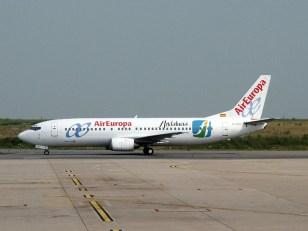 Boeing 737-4K5 EC-HXT Air Europa
