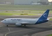 Boeing 737-528, UR-GAS Adria Airways