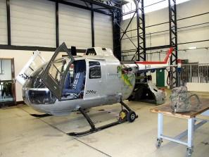 "Bo-105CB-4 B-77 ""45 Years 299sq"" KLu"