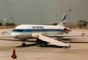 F-GCVM, Aerospatiale SE-210 Caravelle 12, Air Provence International, Paris Charles de Gaulle.
