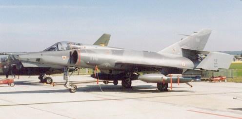 Dassault Etendard 114 French Navy