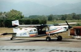 Pilatus PC-6 Turbo Porter EC-EMZ