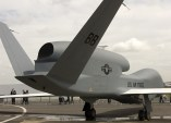 Global Hawk, Le Bourget air show 2007