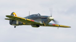 Hawker Sea Hurricane Mk1B G-BKTH Z7015