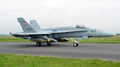 IMGP3875 McDonnell Douglas F-A-18C Hornet Swiss AF J-5023