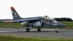 IMGP0964 Dassault-Dornier Alpha Jet 1B Belgian AF AT-29