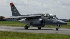 IMGP1089 Dassault-Dornier Alpha Jet 1B Belgian AF AT-15