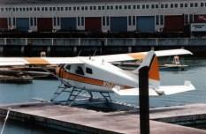 de Havilland Canada DHC-2 Mk.1 Beaver_N5820G San Fransisco Seaplane Tours