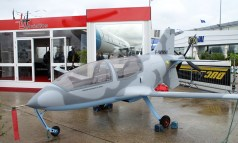 F-WWNX LH Aviation LH10 Ellipse, Benin Air Force