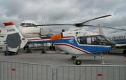EC135T-1 D-HFHS DLR - Deutsches Zentrum fuer Luft- und Raumfahrt