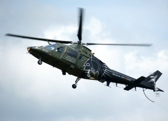 Agusta A109 H-24 Belgium Air Force