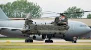 Boeing Chinook HC2 352 ZA714 RAF