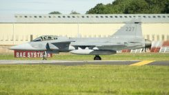 _IGP7272 Saab JAS-39C Gripen 39227 Swedish air force