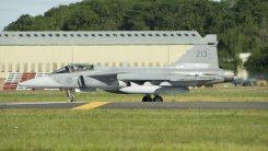 _IGP7274 Saab JAS-39C Gripen 39213 Swedish air force