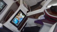Interior A380 Qatar Airways