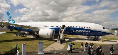 Boeing 787-9 Dreamliner N789EX