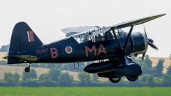 _IGP4881 Westland Lysander Mk3A G-AZWT Shuttleworth collection