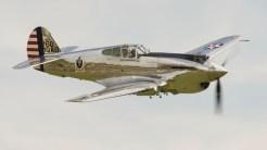 Curtiss P-40C Warhawk IIb N80FR