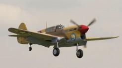 _IGP5435 Curtiss P-40F Warhawk G-CGZP