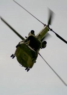 Chinook Royal Netherlands Air Force Leeuwarden