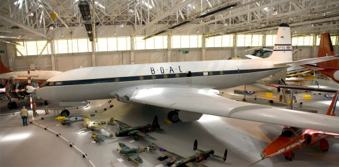 De Havilland DH-106 Comet 1XB BOAC G-APAS