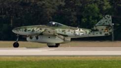 Messerschmitt Me-262A-1C Schwalbe Replica Messerschmitt Stiftung D-IMTT